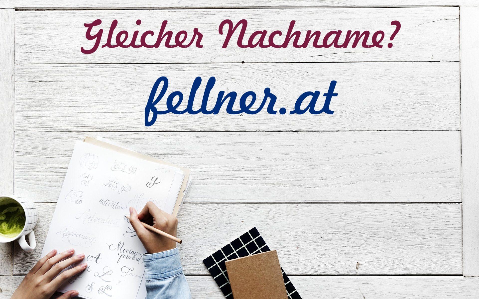 Fellner.at Domain